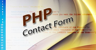 PHP_contact_form