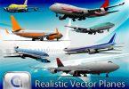 Realistic_Vector_Planes