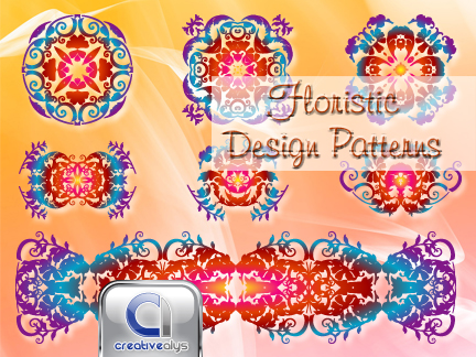 Floristic design patterns