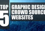 top 5 crowdsource graphic design websites