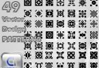 49 Vector Design Patterns