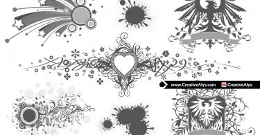 Creative Graphic Design Elements
