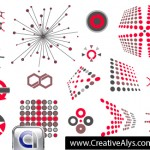 Abstract, Creative Logo Design Elements