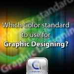 Which Color standard to use for Graphic Designing?