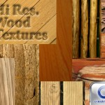 10 Hi resolution Wood Textures