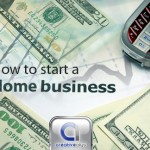 How to start a home business