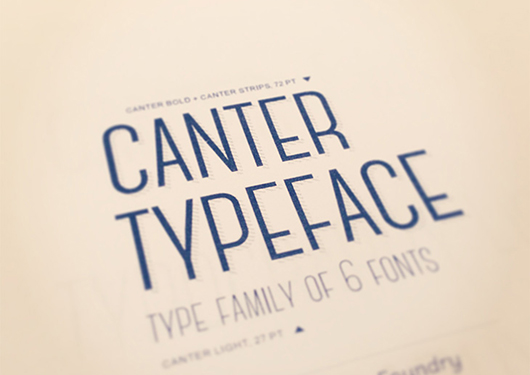 Canter-Contemporary-Font-Family