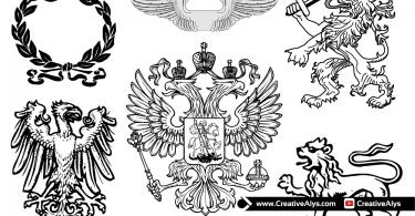 Heraldic Elements for Logo Design