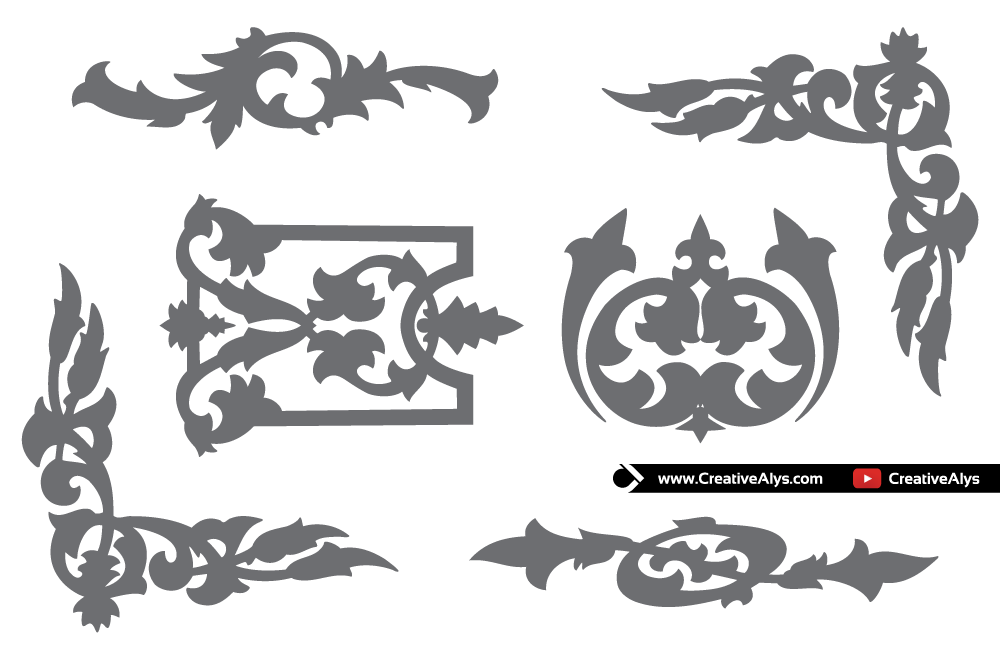 Decorative-Vector-Ornaments