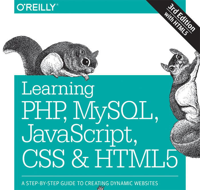 Learning-PHP-MySQL-JavaScript-CSS-HTML5