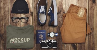 Travel-Mock-up