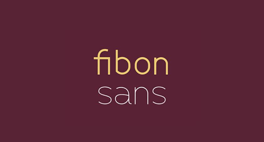 Fibon-font