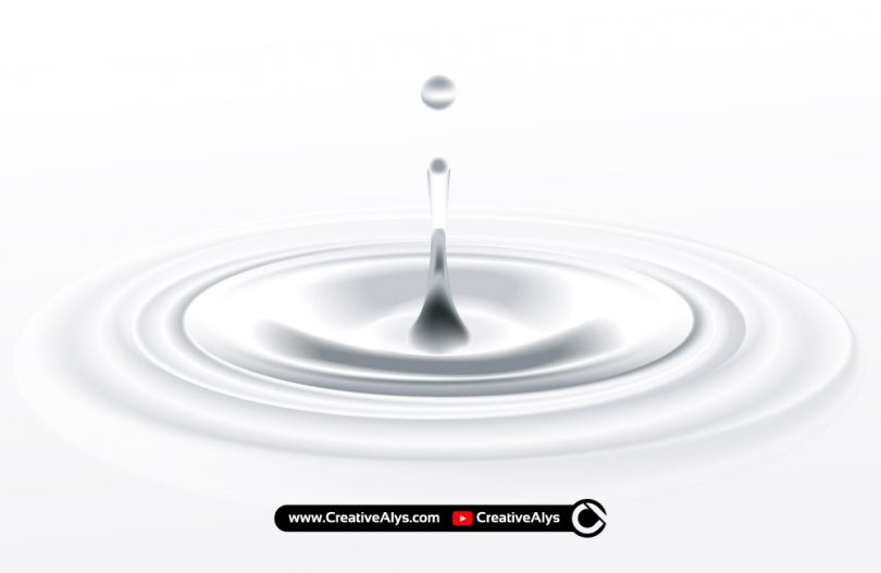 realistic-vector-water-ripples