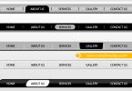 stylish-web-navigation-menu-bars