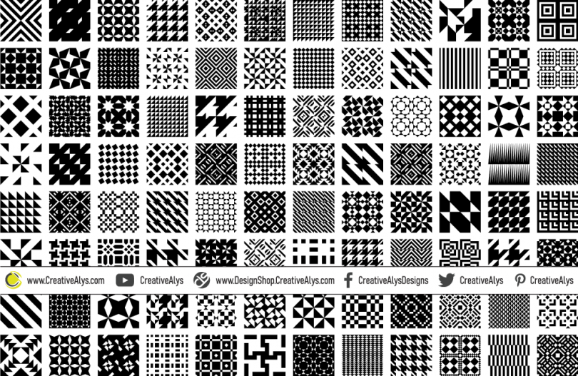 creative-patterns-vector-collection