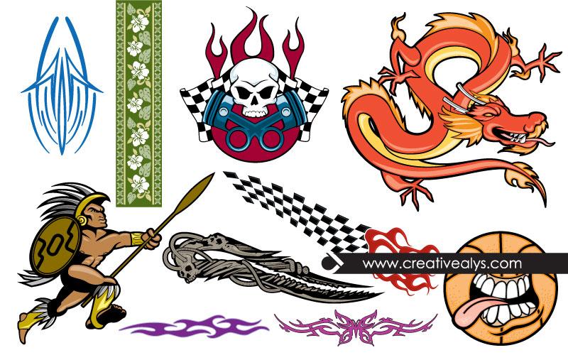 vector-illustrations-for-logo-design