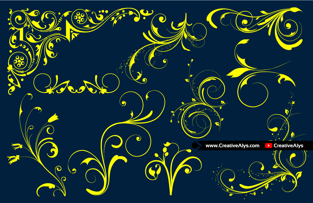 Floral-Design-Elements