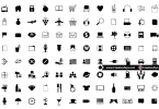 96-flat-vector-web-app-icons