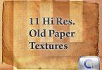 Old Paper Hi Res Textures
