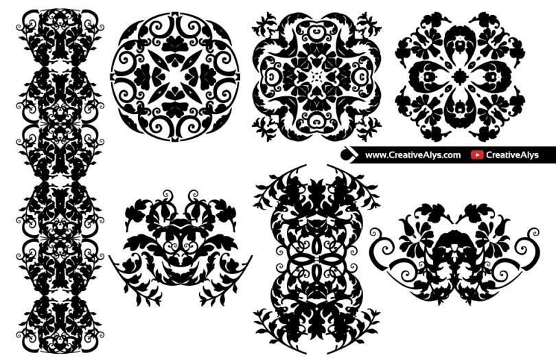 floral-design-patterns