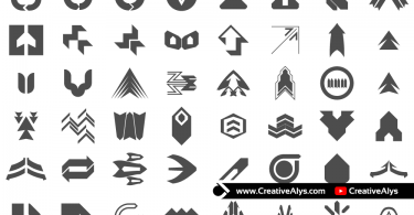 abstract-vector-arrows-collection