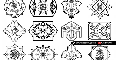 12-Decorative-Vector-Designs