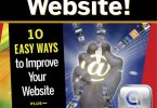10 ways to improve your website