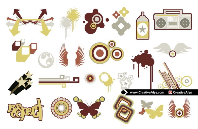 Graphic-Design-Vector-Elements