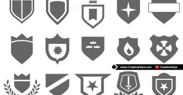 Heraldic-Crests-for-Logo-Design