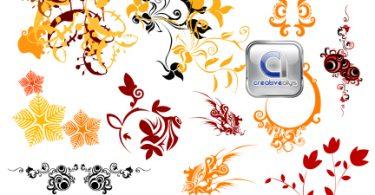 Floras for logo design