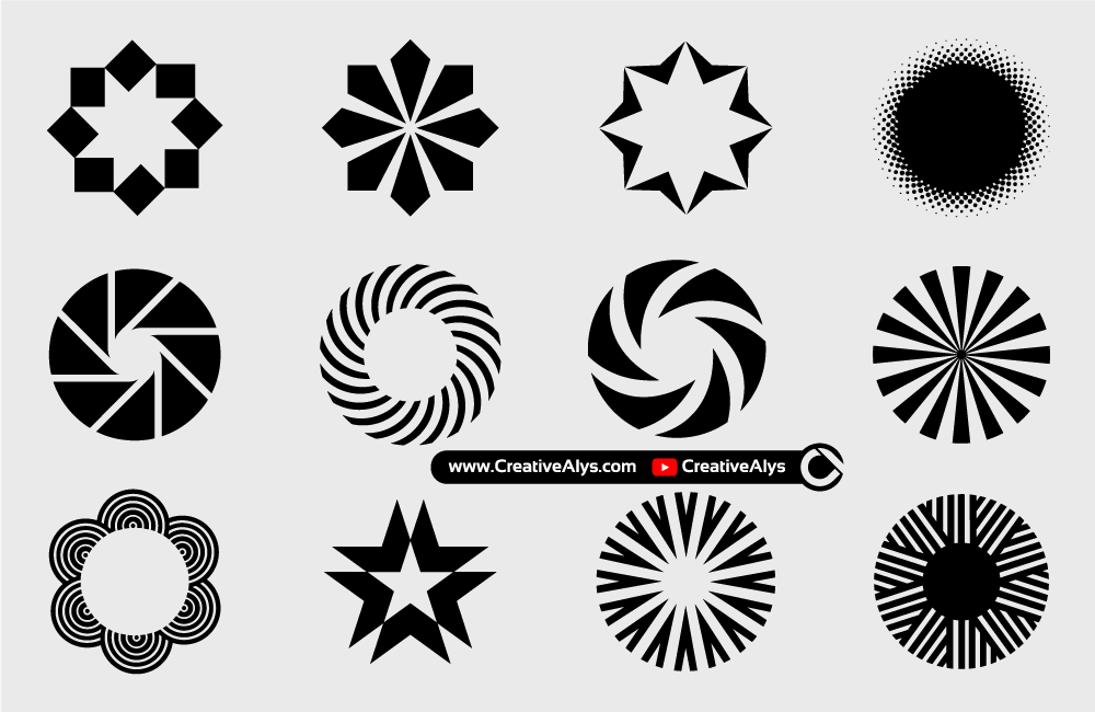 Creative-Vector-Shapes