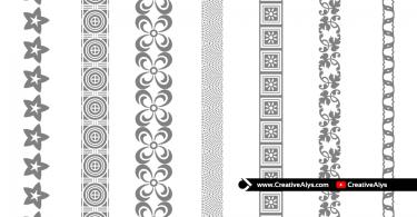 Creative-Borders-Seamless-Design-Patterns