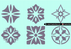 Seamless-Floral-Pattern-Graphics