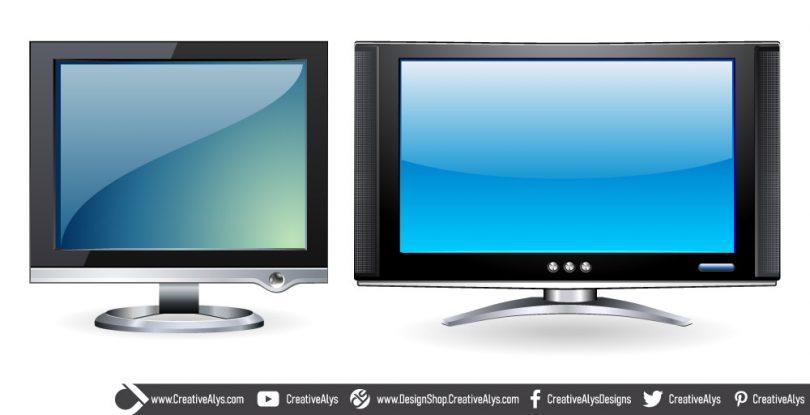 Vector-LCDs