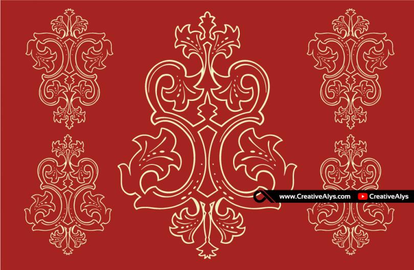 Beautiful-Vector-Ornament