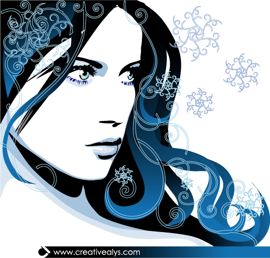Beautiful Vector Artwork