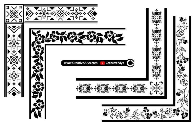 floral-border-frame-corners-designs