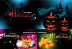 Halloween-Vector-Banners