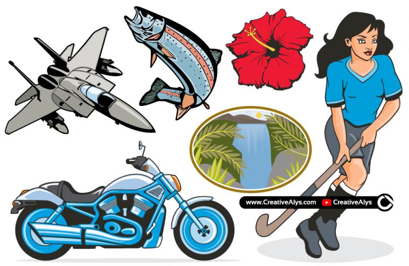 logo-design-Illustrations-graphics