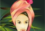 Spa Beauty Vector