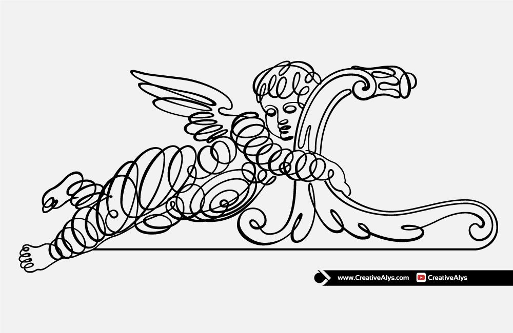 Creative Calligraphic Art