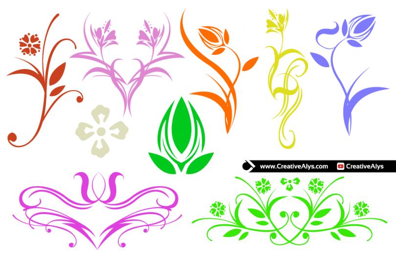 Beautiful-Floral-Design-Elements