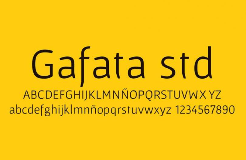 gafata-std-typography