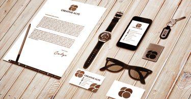 Branding-Mockup