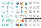 Beautiful-Web-App-Icons