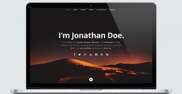 ceevee-reponsive-html-template