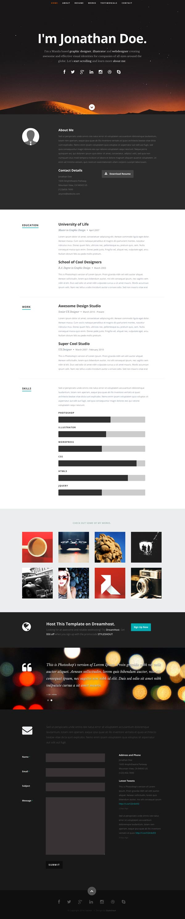 ceevee-reponsive-html-template-full-site