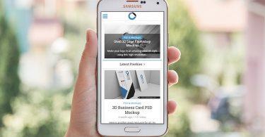 SamsungGalaxyS5-PSD-MockUp