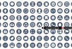Stylish-Circle-Icons
