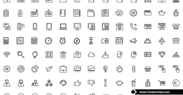 100-elegant-stroke-icons